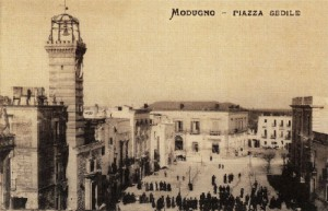 Piazza Sedile, Modugno
